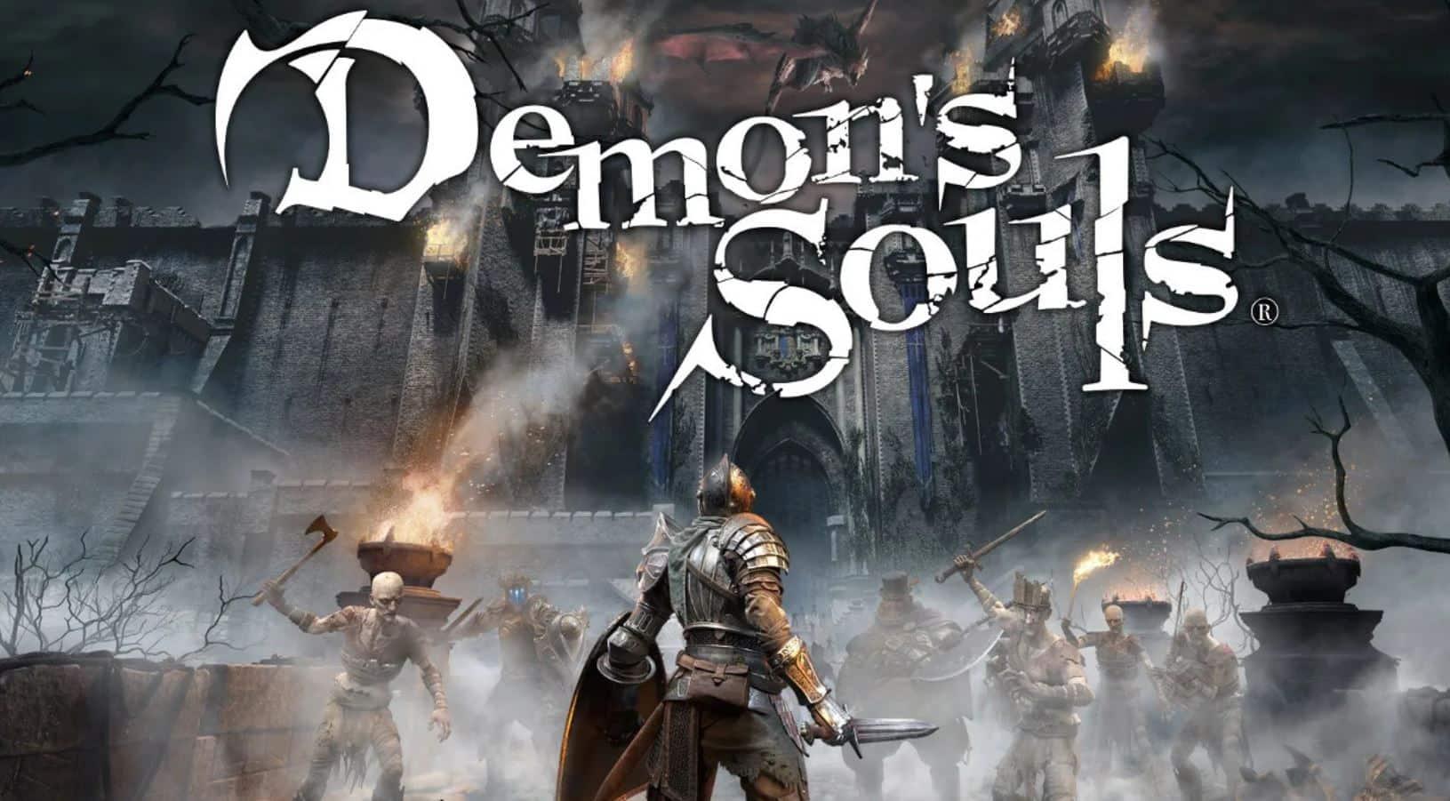 موسیقی بازیها: موسیقیهای متن بازی Demon's Souls Remake
