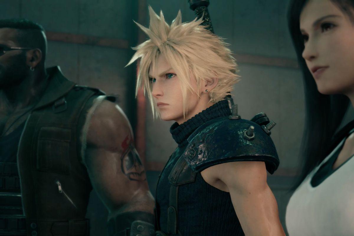 داستان Final Fantasy 7 Remake