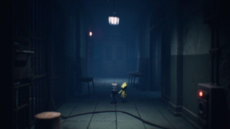 پیشنمایش بازی Little Nightmares 2