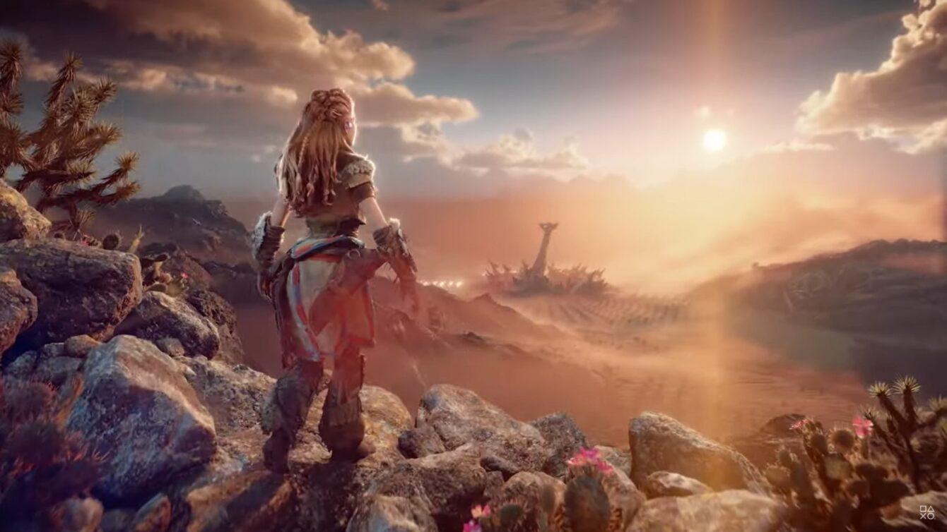 سازنده بازی Horizon Forbidden West از گیم پلی و داستان سرایی آن صحبت می کند