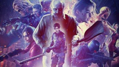 گیم پلی Resident Evil Re:Verse