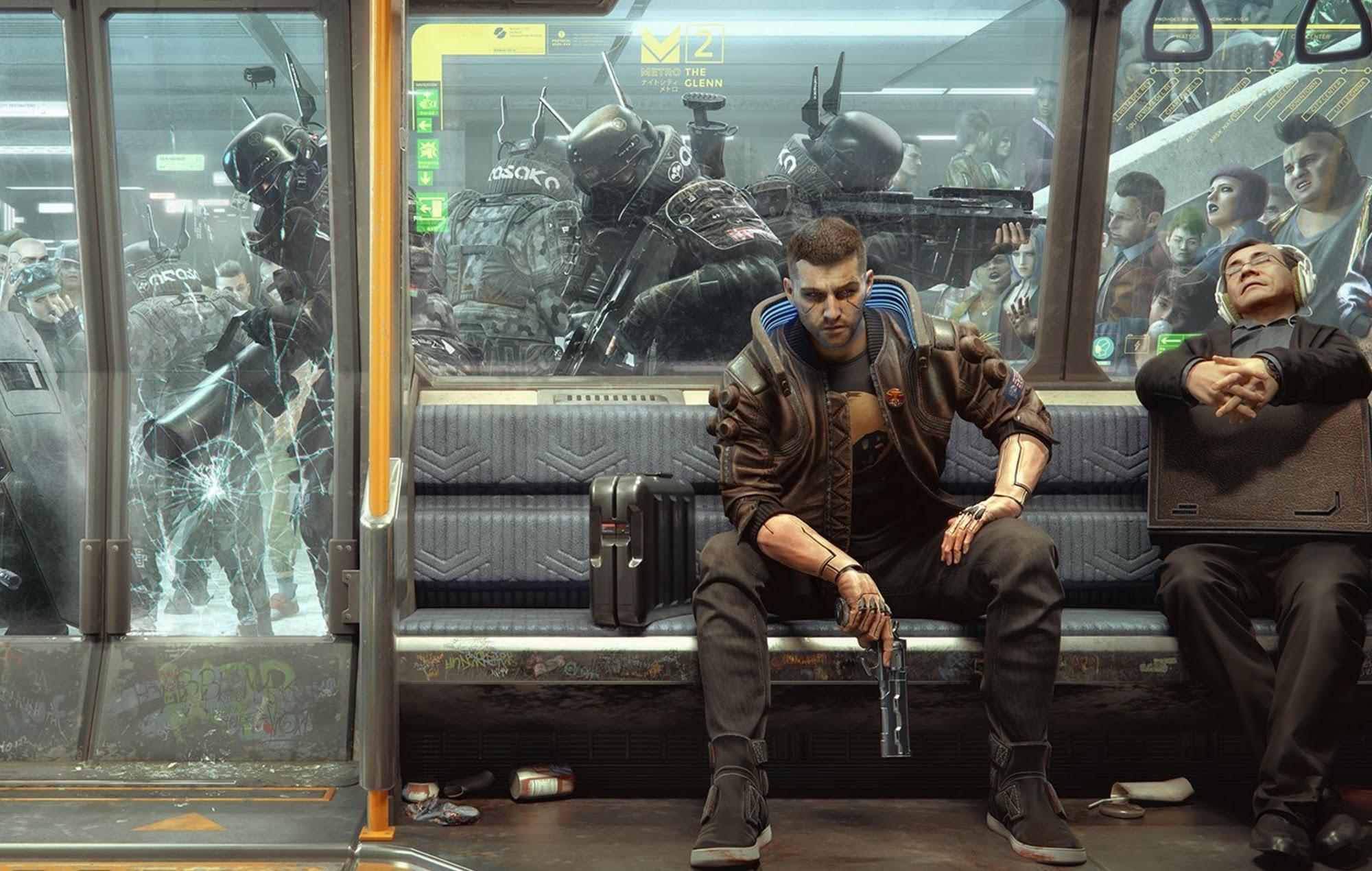 سی دی پراجکت رد انتشار نسخه ی نسل نهمی Cyberpunk 2077 در سال ۲۰۲۱ را تضمین نمی کند