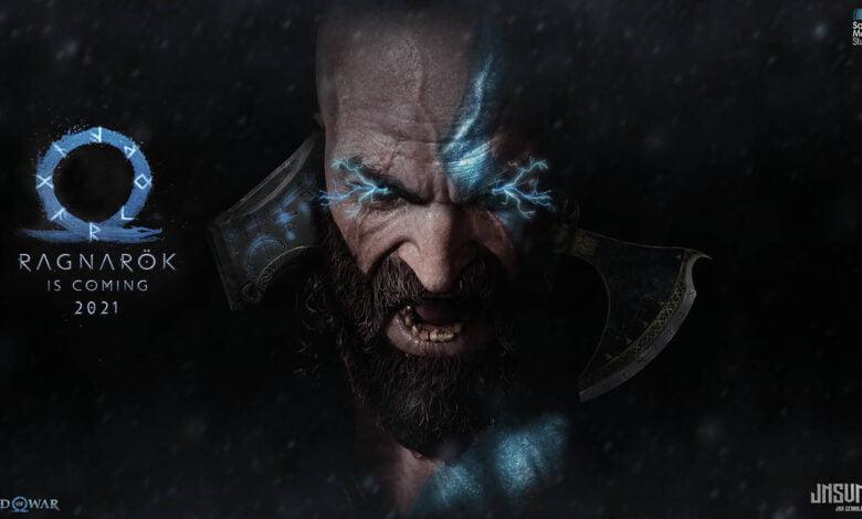 داستان بازی God of War Ragnarok