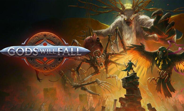 بازی Gods Will Fall