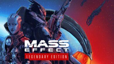 تاریخ انتشار Mass Effect Legendary Edition