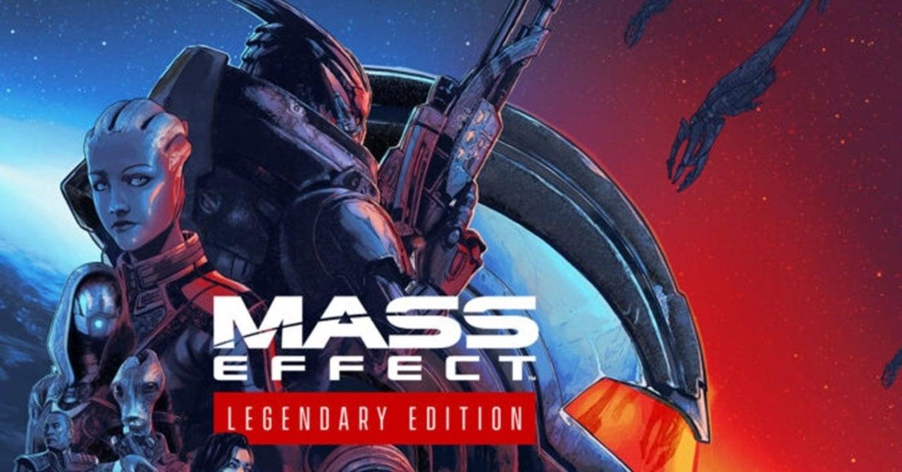 تاریخ انتشار بازی Mass Effect Legendary Edition  فاش شد