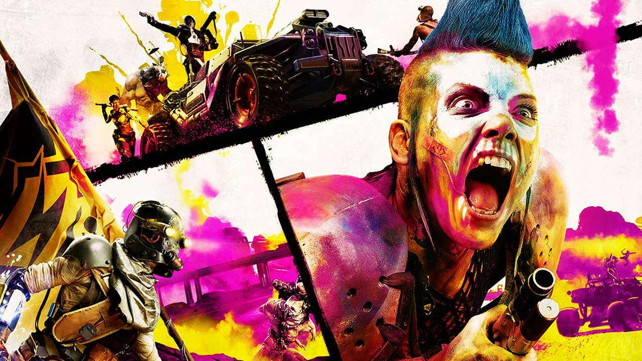بازی Rage 2 هم اکنون بر روی فروشگاه اپیک رایگان است