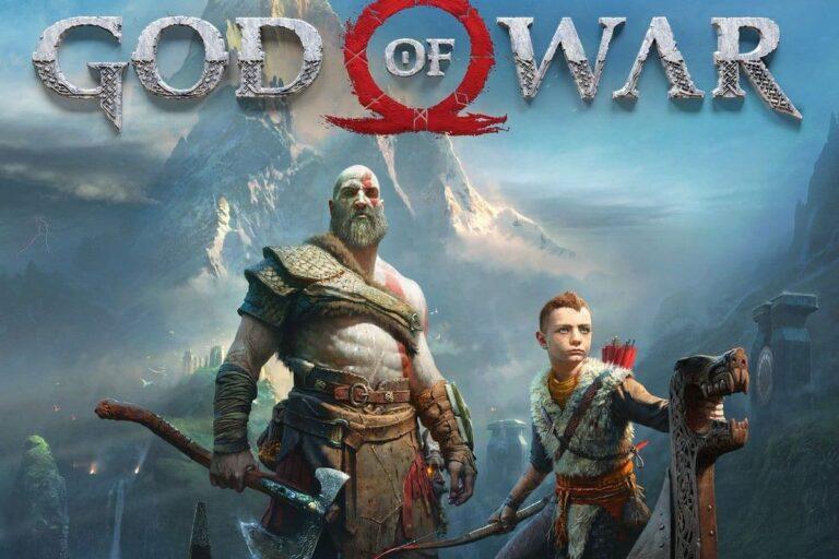 بازی God of War 2018