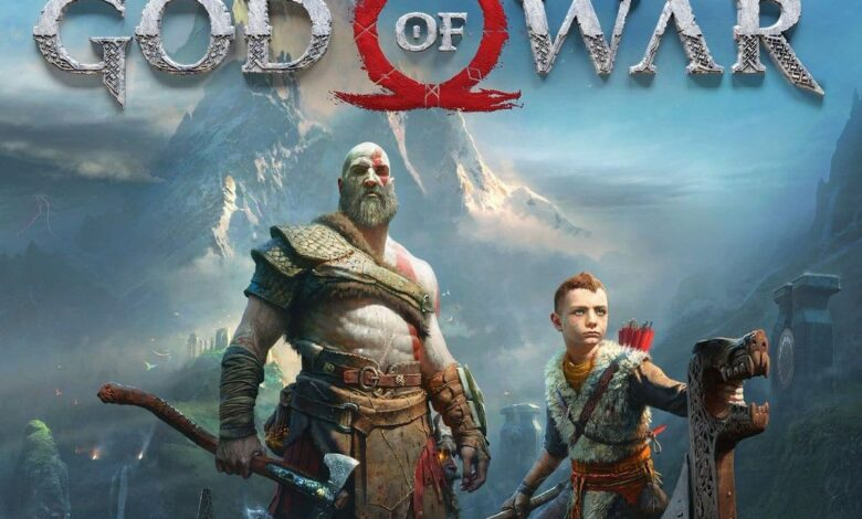 بازی God of War 2018