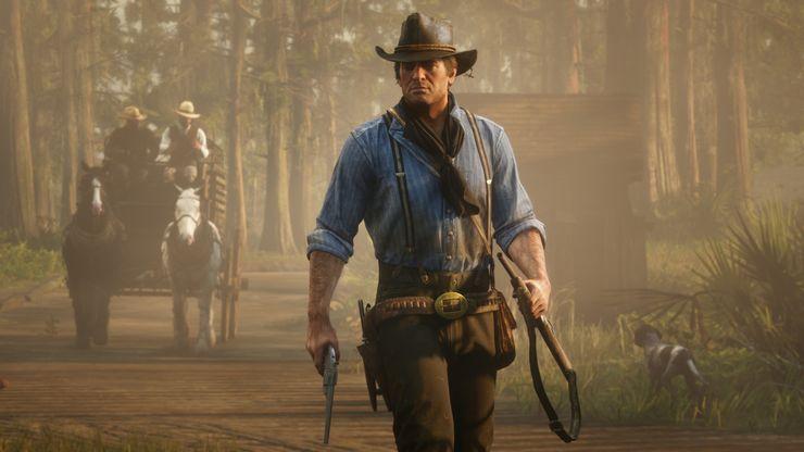 در بازی Red Dead Redemption 2 زین پس می توان خانه دار شد!