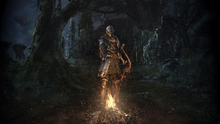 داستان بازی Dark Souls