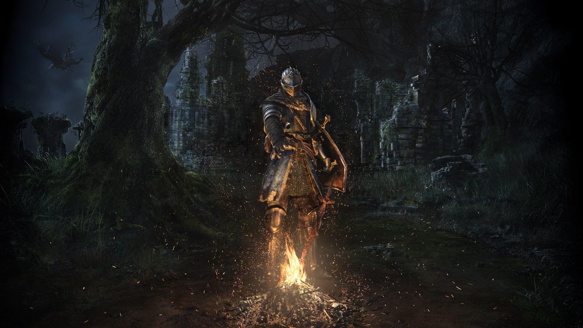 موشکافی داستان بازی Dark Souls؛ سرزمین درههای خاکستری
