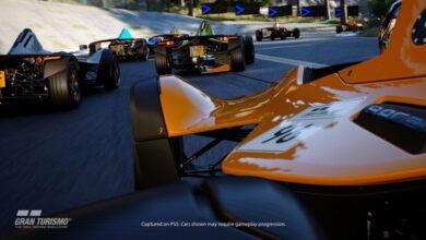 بازی Gran Turismo 7