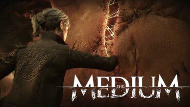 موسیقیهای بازی The Medium