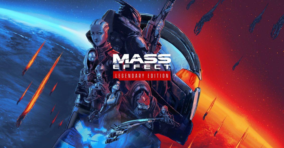 از بازی Mass Effect Legendary Edition رونمایی شد