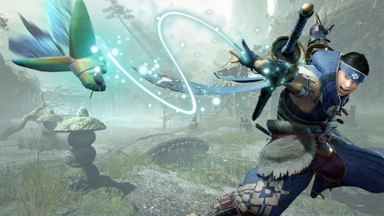 راهنمای بازی Monster Hunter Rise