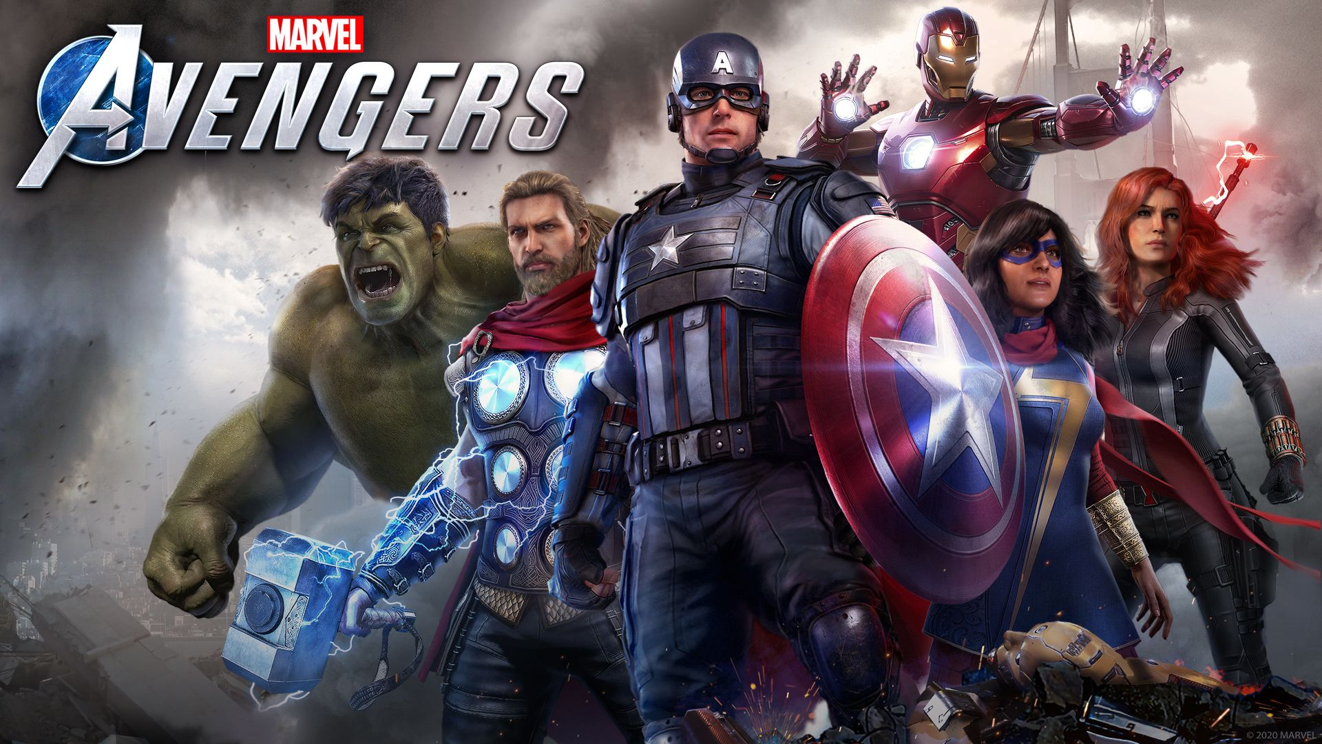 محتوای کامل بازی Marvel's Avengers از هفتهی آینده برای همه قابل تجربه خواهد بود