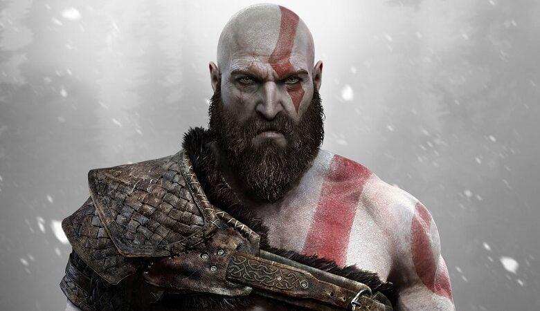 والپیپرهای بازی God of War