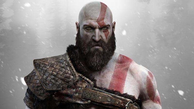 والپیپرهای بازی God of War با کیفیت ۴K؛ بازی به روایت تصویر