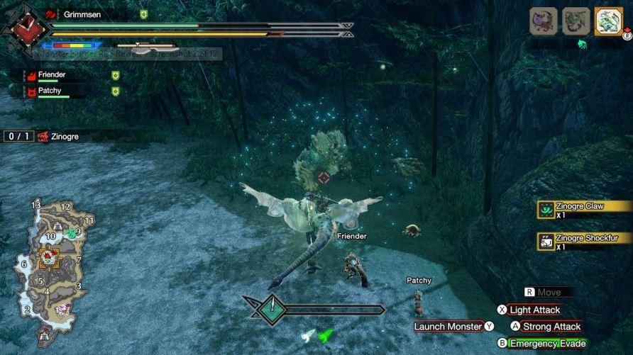 بررسی بازی Monster Hunter Rise