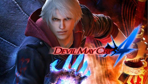 داستان Devil May Cry