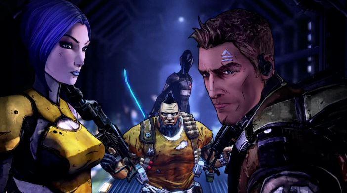 نسخهی فرعی بازی Borderlands