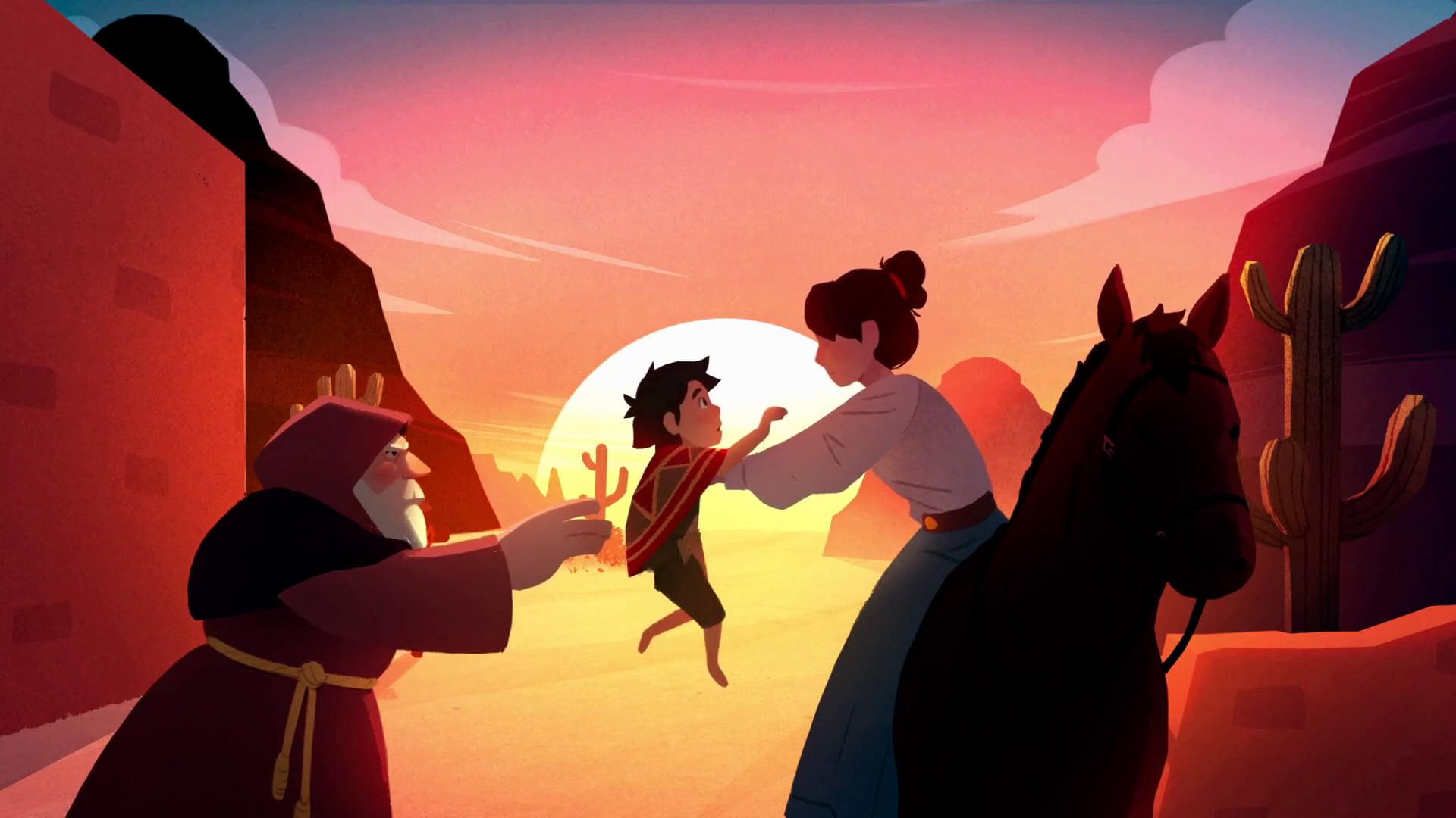 بازی El Hijo - A Wild West Tale