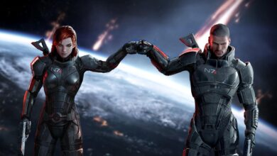 10 نژاد برتر Mass Effect