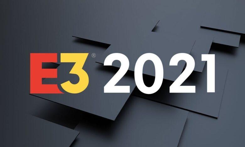 رویداد E3 2021