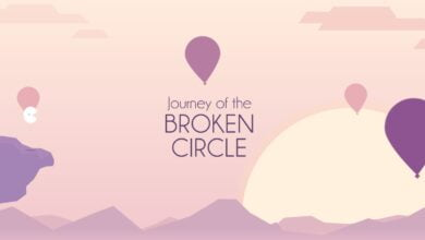 بررسی بازی Journey of The Broken Circle