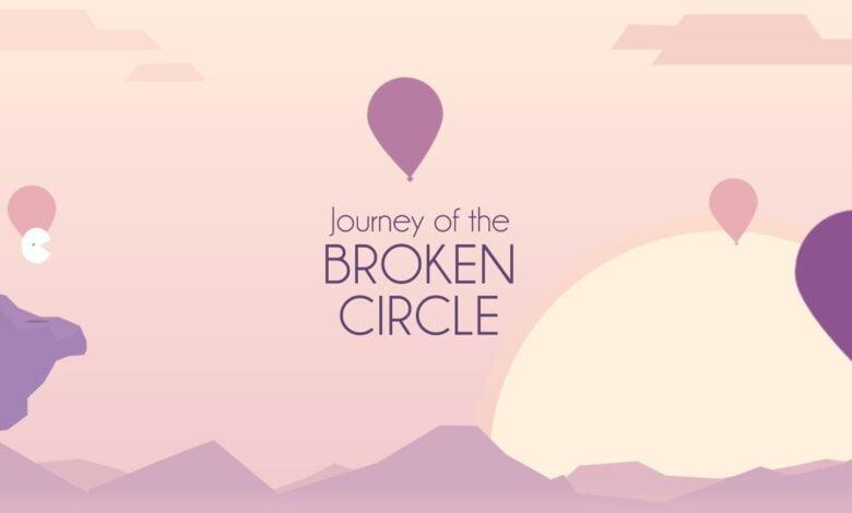 بررسی بازی Journey of The Broken Circle
