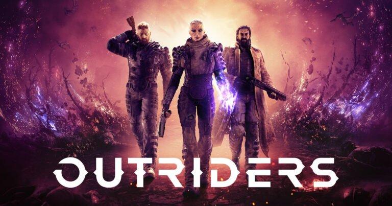 راهنمای بازی Outriders