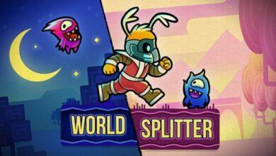 معرفی و نقد بازی World Splitter