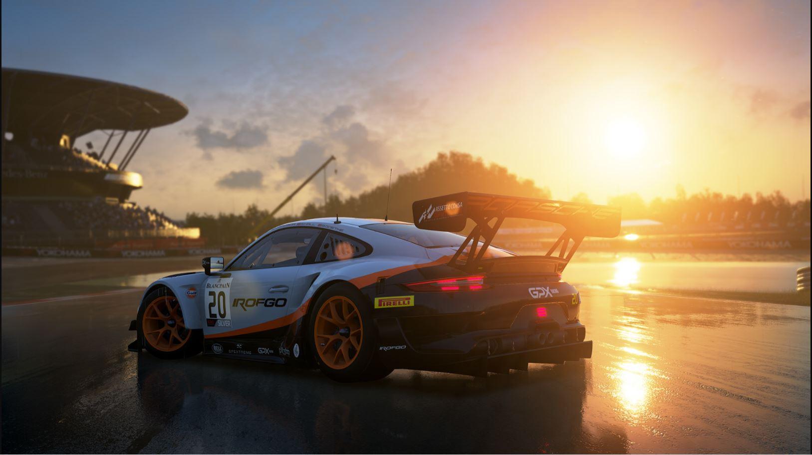 بازی Assetto Corsa 2 در سال ۲۰۲۴ عرضه میگردد