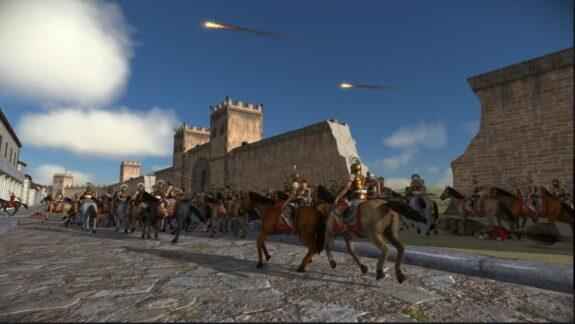 بازی Total War: Rome