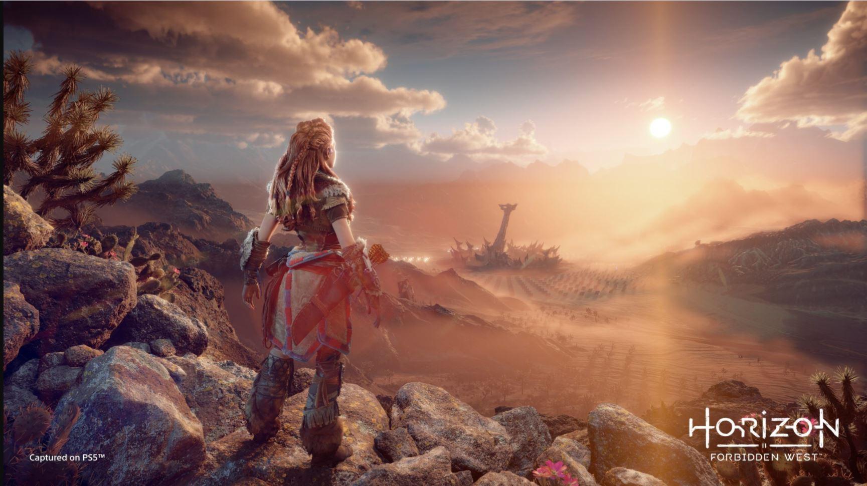 تریلر گیم پلی جدیدی از بازی Horizon Forbidden West منتشر شد