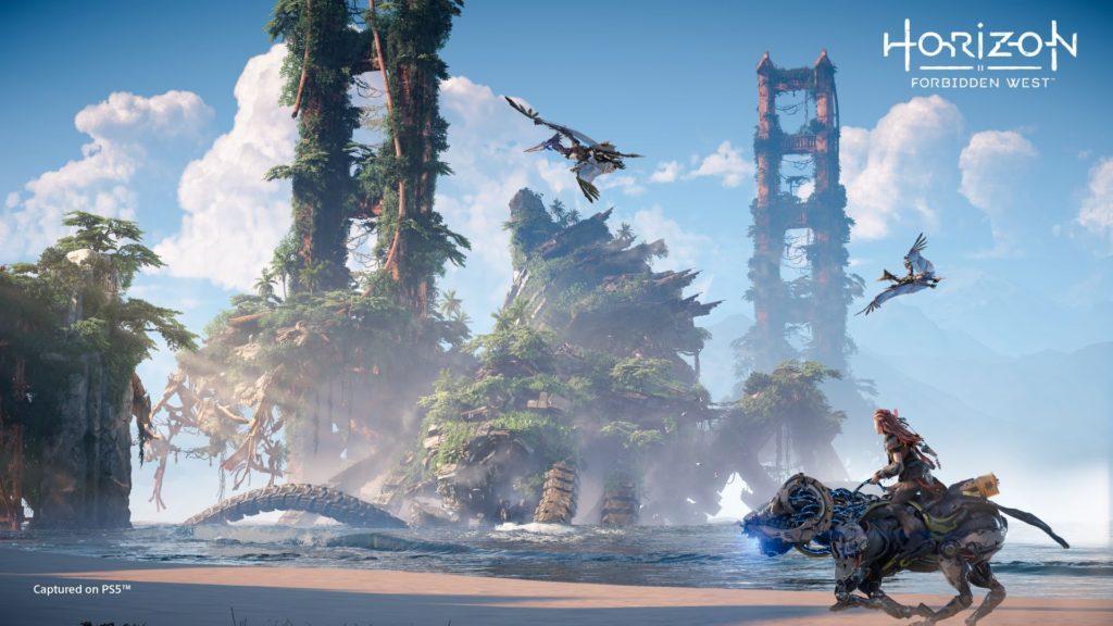 نمایش بازی Horizon Forbidden West در قسمت جدید State of Play تایید شد