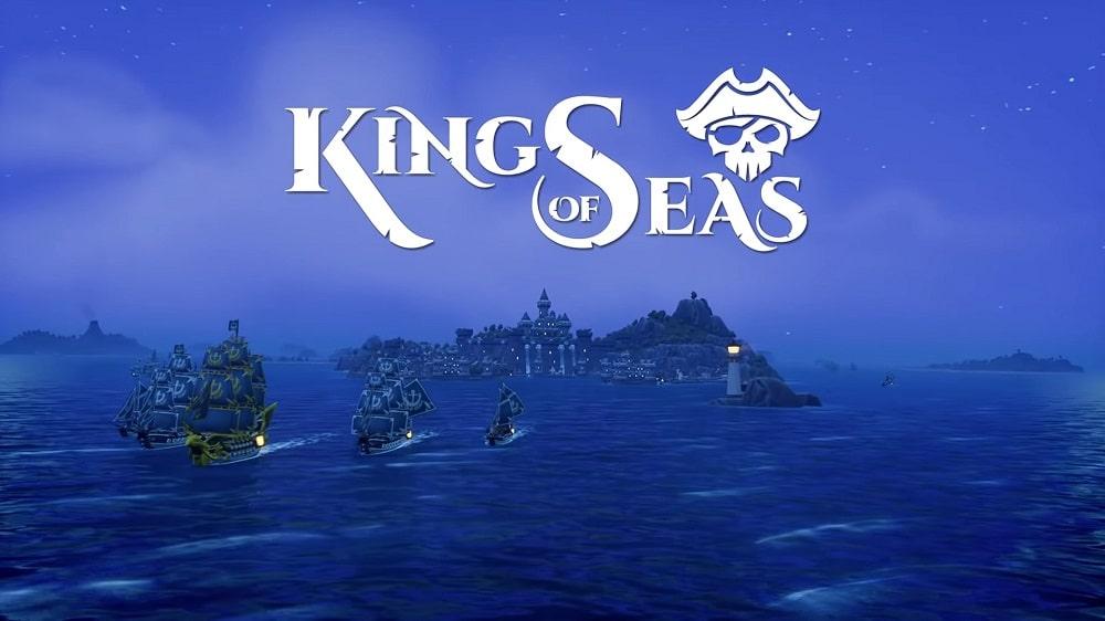 نقد و بررسی بازی King of Seas؛ اولین سفر