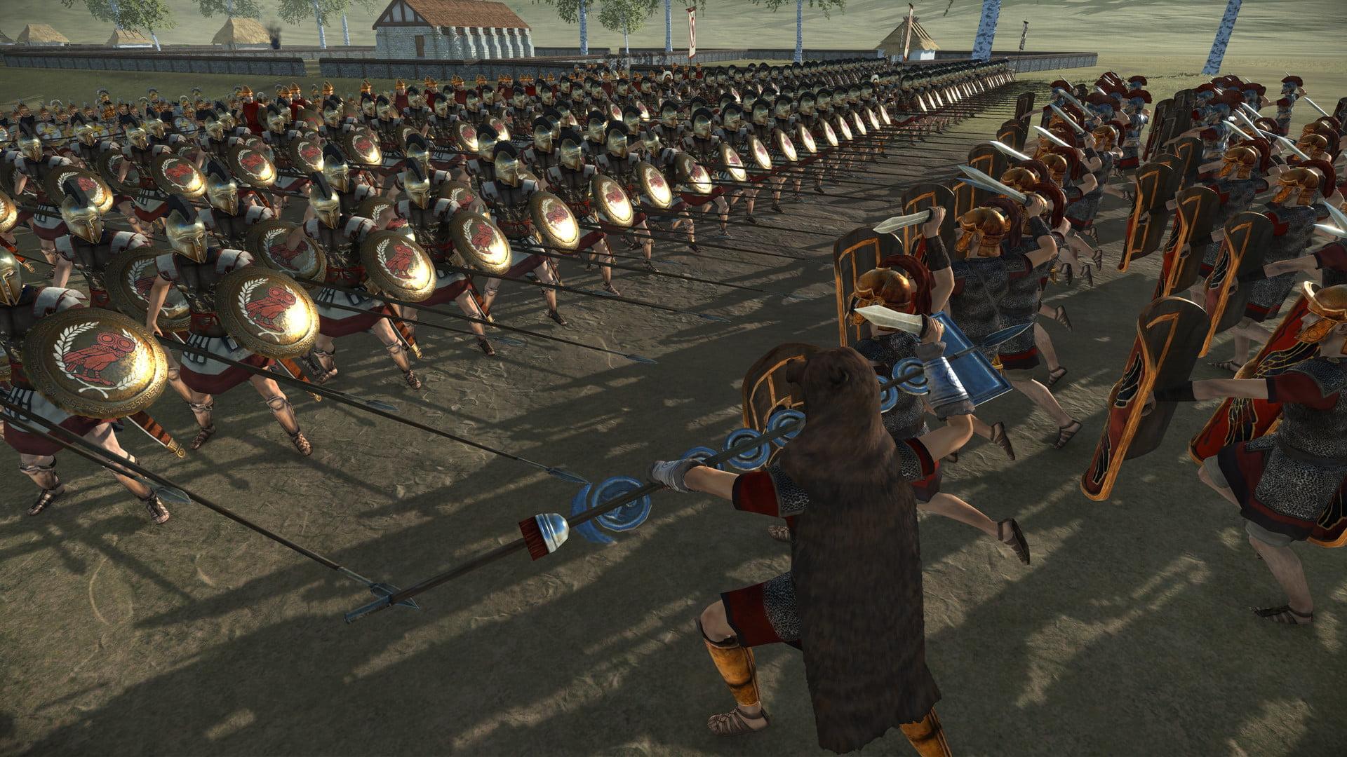 نژادهای بازی Total War: Rome Remastered