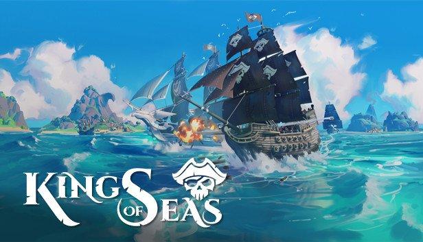 عنوان King of Seas به زودی منتشر خواهد شد