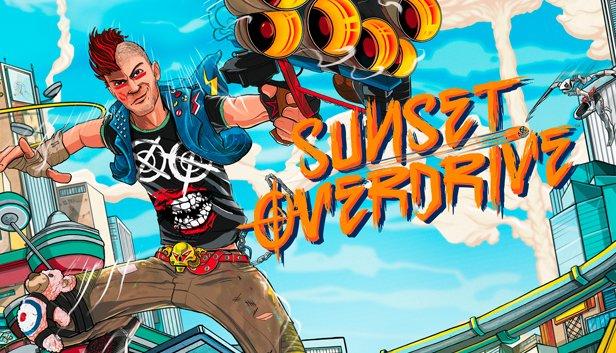 بازی Sunset Overdrive 2