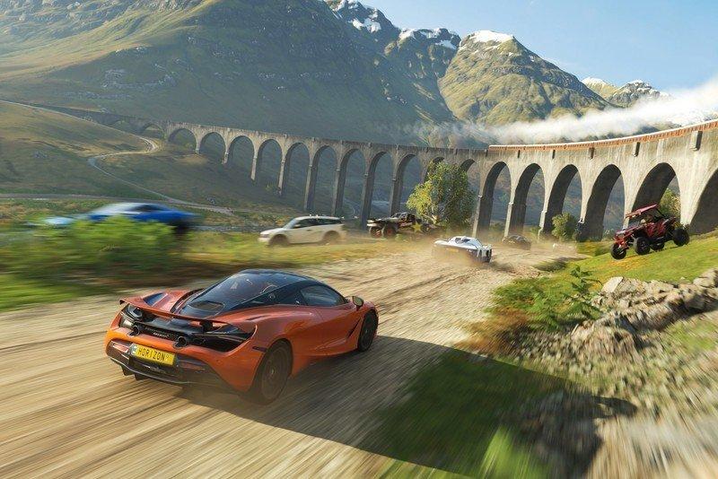 حداقل سیستم مورد نیاز Forza Horizon 5 مشخص شد