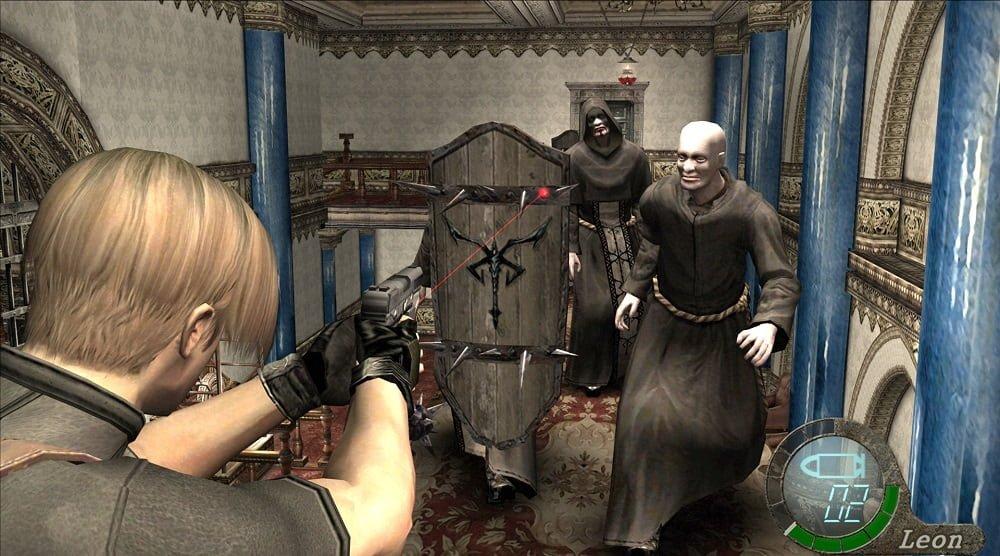 گیم پلی بازی Resident Evil 4