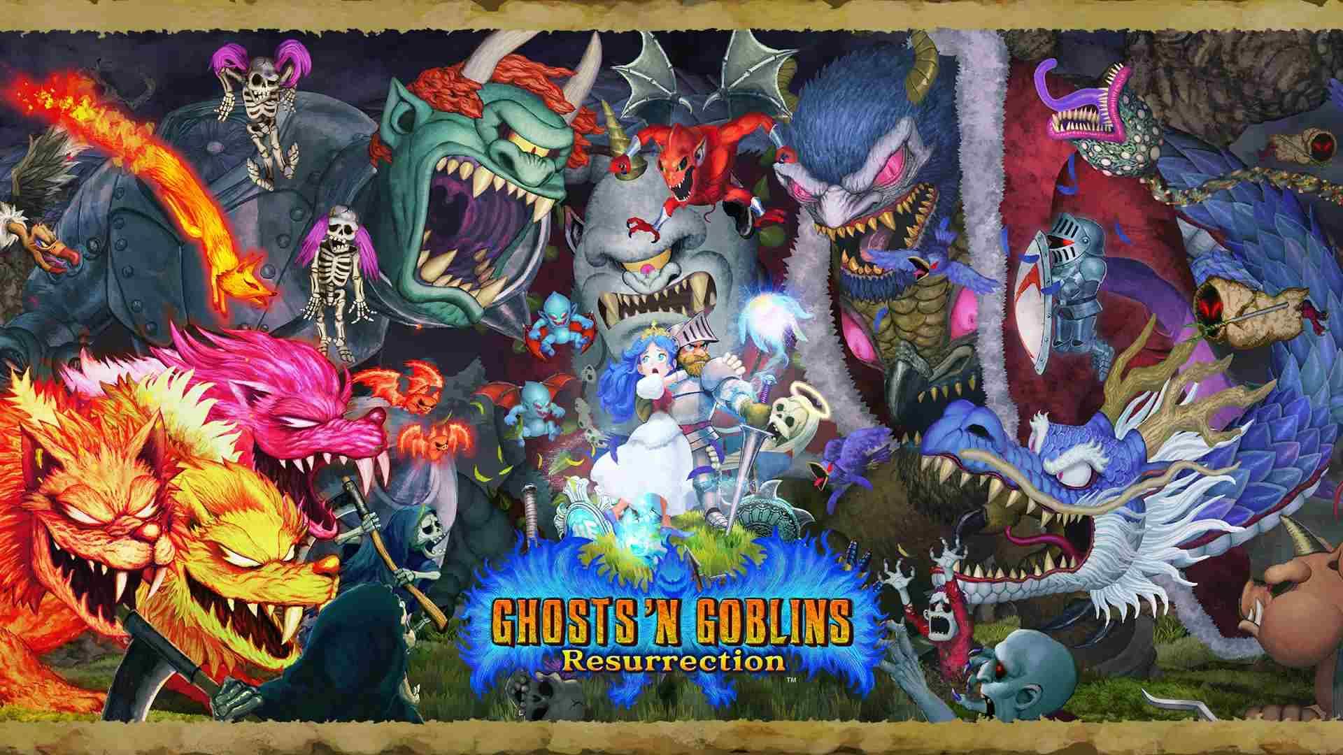 نقد و بررسی بازی Ghosts 'n Goblins Resurrection؛ به سختی زره