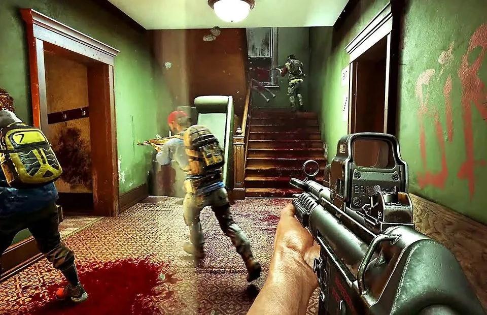 رونمایی جدید از بازی Back 4 Blood