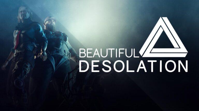 بازی Beautiful Desolation