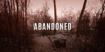 اپلیکیشن بازی Abandoned تنها حاوی یک تیزر ۵ ثانیهای از بازی است