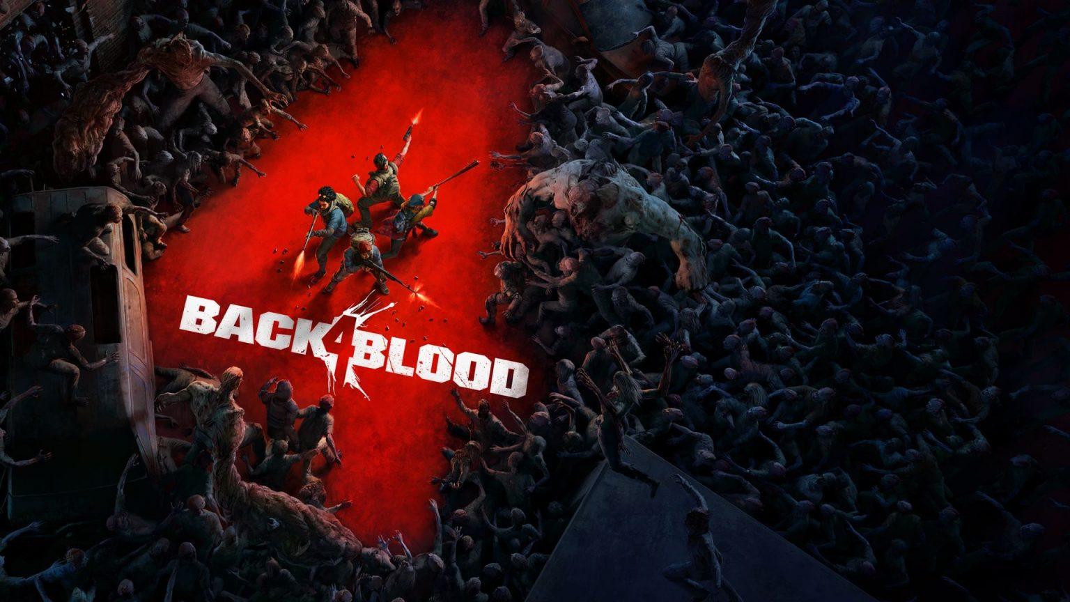 نمایش جدید از بازی Back 4 Blood