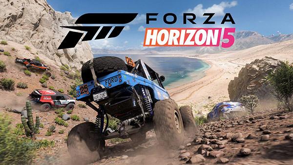 E3 2021   بازی Forza Horizon 5 رسما معرفی شد