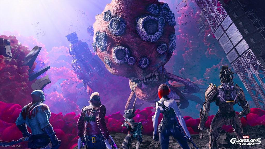تریلر جدیدی از بازی Marvel's Guardians of the Galaxy منتشر شد